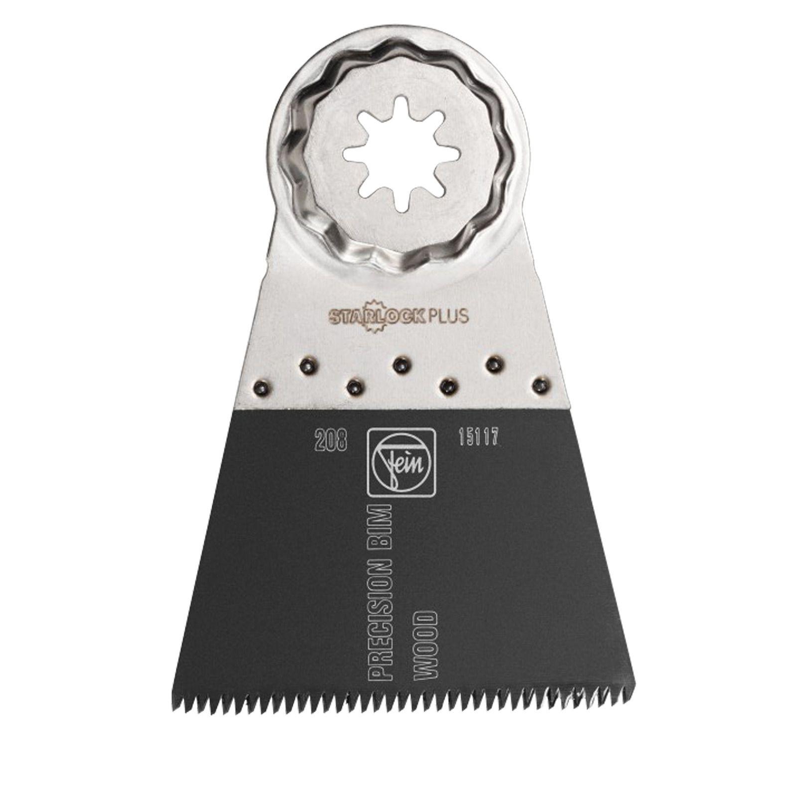 Bosch GOP,E-Cut,Fein 10 er Set Standard Sägeblatt 20 mm für Holz Plastik pas
