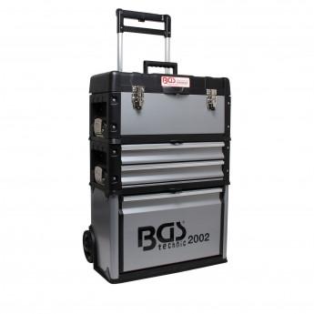 BGS Montagewagen fahrbar - 2002