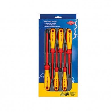 Knipex Schraubendreher-Paket 002012V01