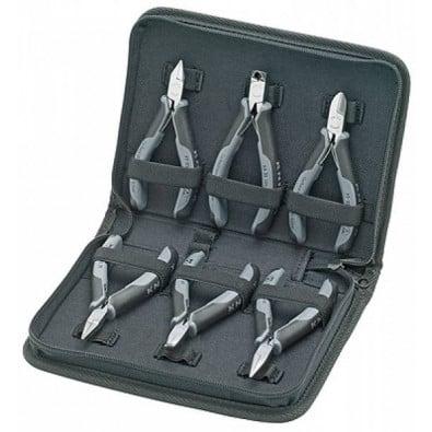 Knipex Elektronikzangen-Set ESD 002017