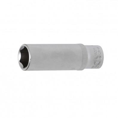 BGS Steckschlüssel-Einsatz , Pro Torque® , 6,3 (1/4), 11 mm, tief - 10511
