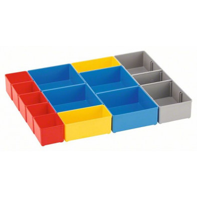 Bosch i-BOXX 53 Insetboxen-Set 12tlg. Professional #1600A001S5 bzw. 2608438068