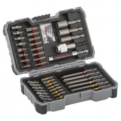 Bosch Bit- und Steckschlüssel-Set 43tlg. - 2607017164