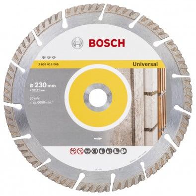 Bosch Professional Diamanttrennscheibe 230x22,23 Standard f. Universal - 2608615065