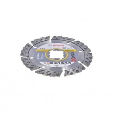 Bosch X-LOCK Diamanttrennscheibe Best for Universal Turbo 115 x 22,23 x 2,2 x 12 mm - 2608615160