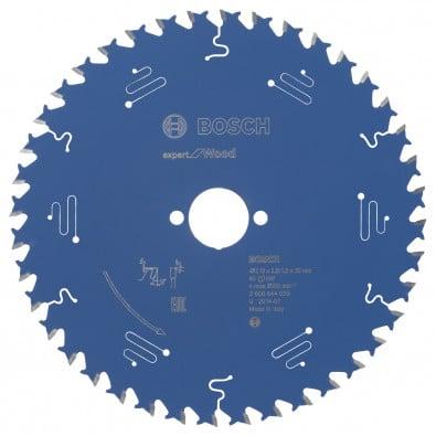Bosch Kreissägeblatt Expert for Wood 210x30x2.8/1.8x40T - 2608644059