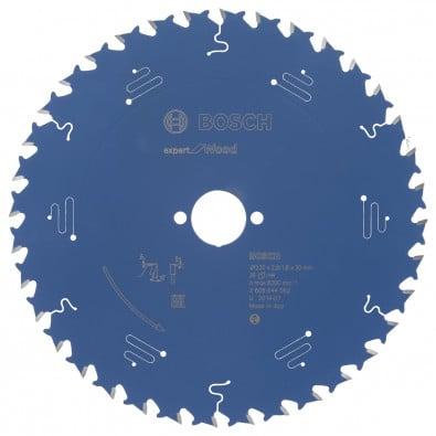 Bosch Kreissägeblatt Expert for Wood 230x30x2.8/1.8x36T - 2608644062