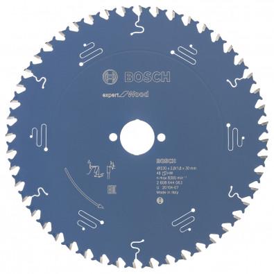 Bosch Kreissägeblatt Expert for Wood 230x30x2.8/1.8x48T - 2608644063