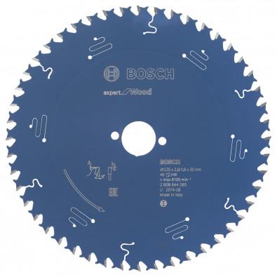 Bosch Kreissägeblatt Expert for Wood 235 x 30 x 2,8 mm 48 - 2608644065