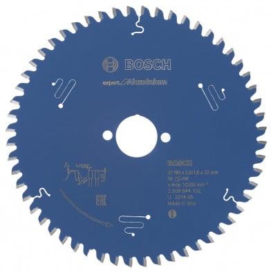 Bosch Professional Kreissägeblatt Expert for Aluminium H 190x30-56 - 2608644102