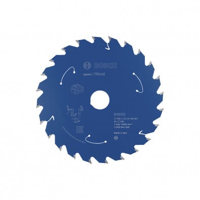 Bosch Kreissägeblatt Expert for Wood, 136x1,5/1x20, 24Zähne - 2608644498