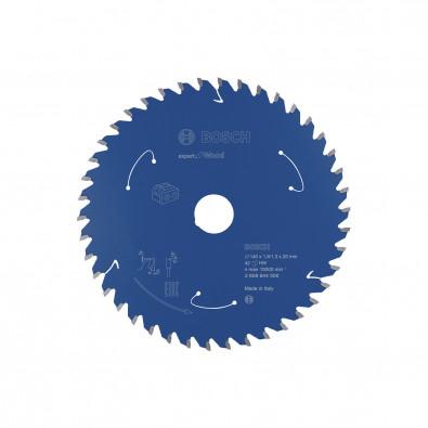 Bosch Kreissägeblatt Expert for Wood, 140x1,8/1,3x20, 42Zähne - 2608644500