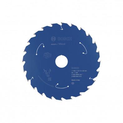 Bosch Kreissägeblatt Expert for Wood, 190x1,5/1x30, 24Zähne - 2608644513