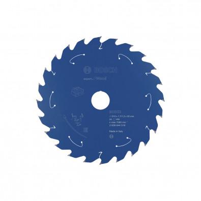 Bosch Kreissägeblatt Expert for Wood, 210x1,7/1,2x30, 24Zähne - 2608644516
