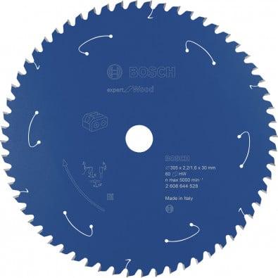 Bosch Kreissägeblatt Expert for Wood, 305x2,2/1,6x30, 60Zähne - 2608644528