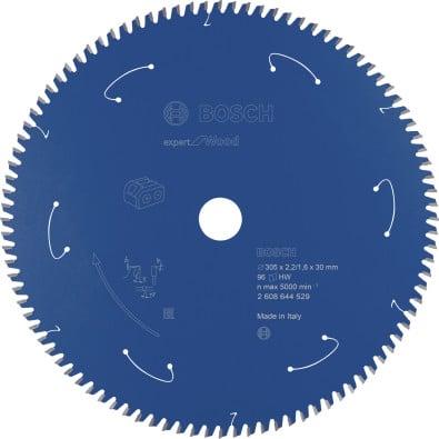 Bosch Kreissägeblatt Expert for Wood, 305x2,2/1,6x30, 96Zähne - 2608644529