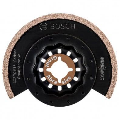 Bosch 1x Carbide-RIFF Schmalschnitt-Segmentsägeblatt Starlock ACZ 70 RT5- 2608661692