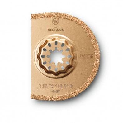 Fein 5x Hartmetall-Segmentsägeblatt Ø 75 mm, SB 2,2 mm Starlock - 63502118230