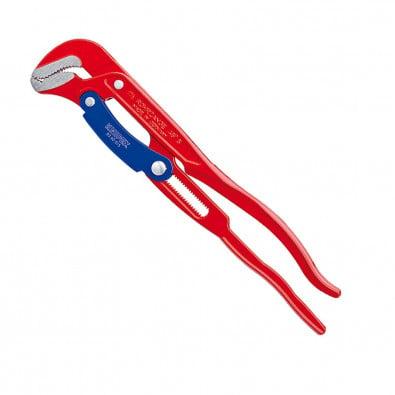 Knipex Rohrzange S-Maul mit Schnellverstellung 8360015