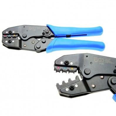 BGS Kabelschuhzange mit Ratschenfunktion 0,5 - 6 mm² - 1426