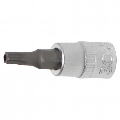 BGS Bit Einsatz 6,3 (1/4) T-Profil mit Bohrung T25 - 2360