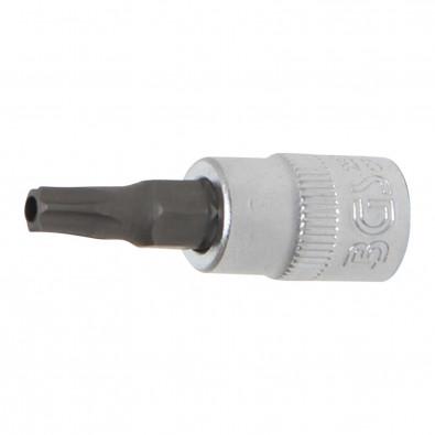BGS Bit Einsatz 6,3 (1/4) T-Profil mit Bohrung T27 - 2361