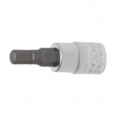 BGS Bit-Einsatz 6,3 (1/4) Innen-6-kant 5 mm - 2499