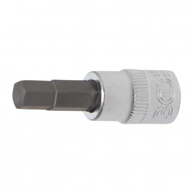BGS Bit-Einsatz 6,3 (1/4) Innen-6-kant 6 mm - 2500
