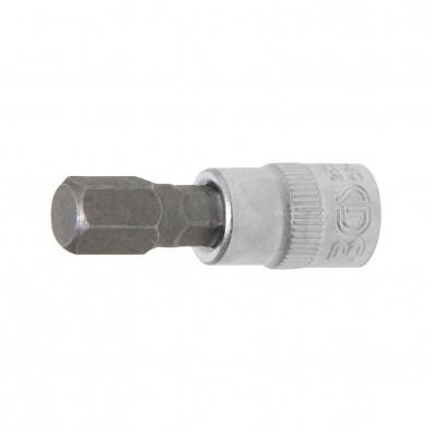 BGS Bit-Einsatz 6,3 (1/4) Innen-6-kant 8 mm - 2502