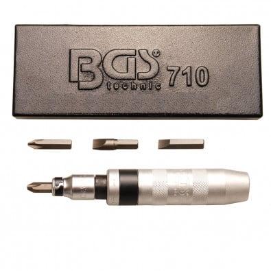 BGS 5-tlg. Hand-Schlagschrauber-Satz - 710