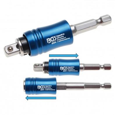 BGS 2-in1 Magnethalter für Bits und Steckschlüssel - 9004