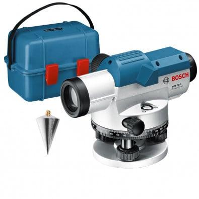 Bosch optisches Nivelliergerät GOL 32 D in Transportkoffer - 0601068500