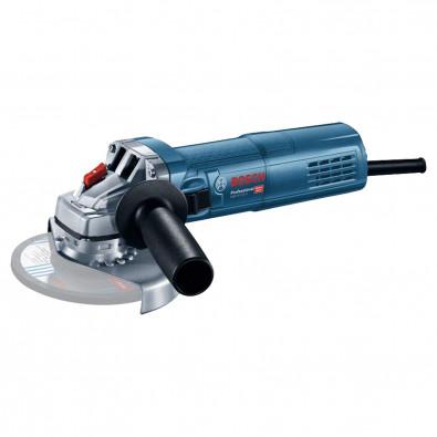 Bosch Winkelschleifer GWS 9-125 S 900 W mit Drehzahlregulierung - 0601396104