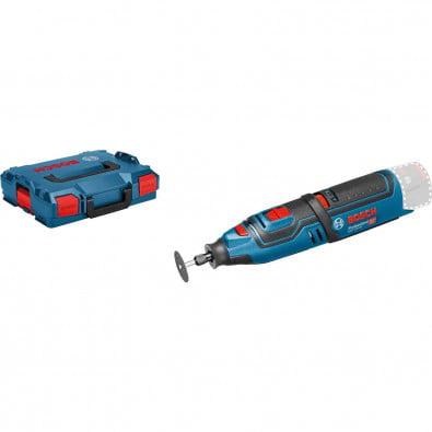 Bosch Akku-Rotationswerkzeug GRO 12V-35 Clic&Go Solo in L-Boxx - 06019C5002