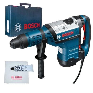 Bosch Bohrhammer GBH 8-45 DV mit SDS-max 1.500 W im Handwerkerkoffer 0611265000