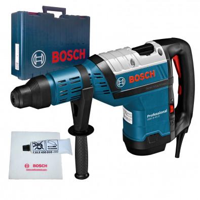 Bosch Bohrhammer GBH 8-45 D mit SDS-max 1.500 W im Handwerkerkoffer 0611265100
