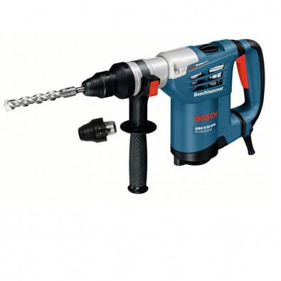 Bosch Bohrhammer mit SDS-plus GBH 4-32 DFR, mit Schnellspannbohrfutter, Handwerkkoffer #0611332101