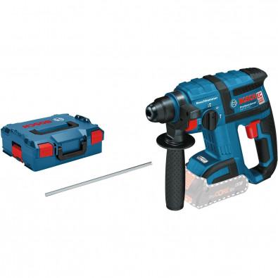 Bosch Akku-Bohrhammer GBH 18V-EC Clic&Go Solo in L-Boxx - 0611904003