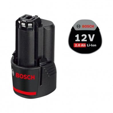 Bosch Akku GBA 12 V / 2,0 Ah O-B Professional 1600Z0002X / 2607336880 ehem. GBA 10,8 V