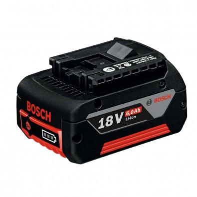 Bosch Akku GBA 18 V / 6,0 Ah M-C Professional 1600A004ZN