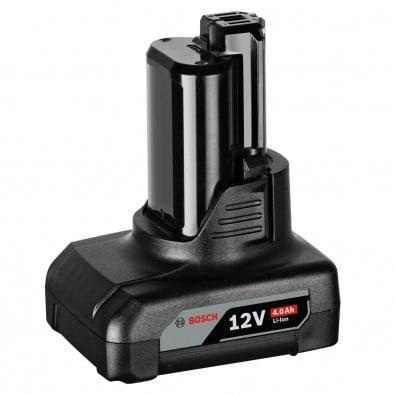 Bosch Akku GBA 12 Volt / 4,0 Ah, O-B 2607336780 ehem. GBA 10,8 V