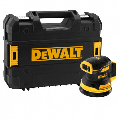 Dewalt Akku-Exzenterschleifer 18 V (Basisversion) solo in T Stak Box - DCW210NT