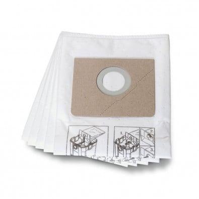 Fein 5x Vliesfiltersack Dustex 25 L - 31345061010