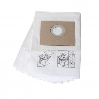 Fein 5x Vliesfiltersack Premium Dustex 35 LX, Dustex 35 MX - 31345251010