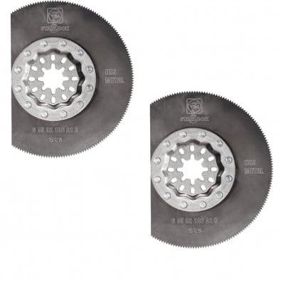 Fein MultiMaster 2x HSS-Sägeblatt Ø 85mm SL- 63502106220