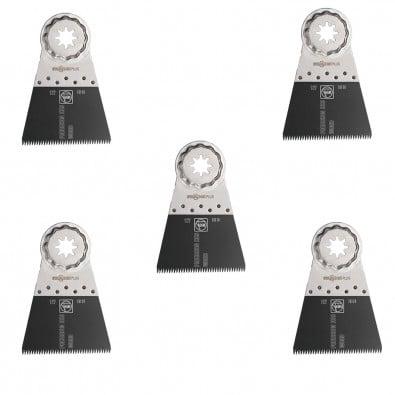 Fein MultiMaster 5x Precision E-Cut Sägeblatt 65mm SLP - 63502127230