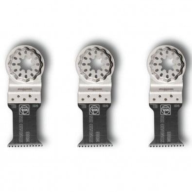 Fein MultiMaster 3x Standard E-Cut Sägeblatt 35mm SL - 63502133220