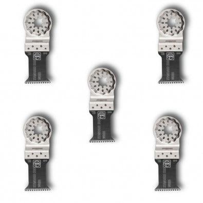 Fein MultiMaster 5x Standard E-Cut Sägeblatt 35mm SL - 63502133230