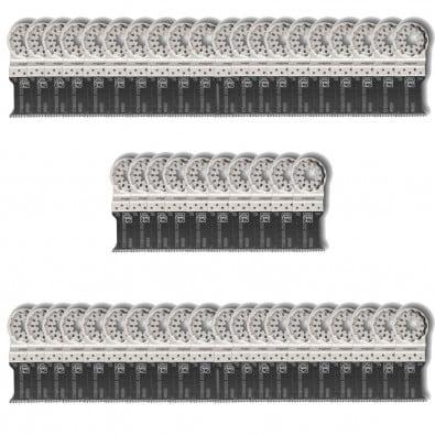 Fein MultiMaster 50x Standard E-Cut Sägeblatt 35mm SL - 63502133250