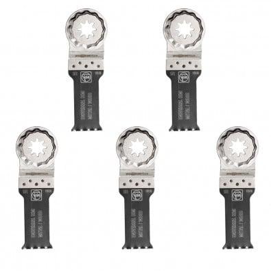 Fein MultiMaster 5x Universal E-Cut Sägeblatt 28mm StarlockPlus - 63502151230